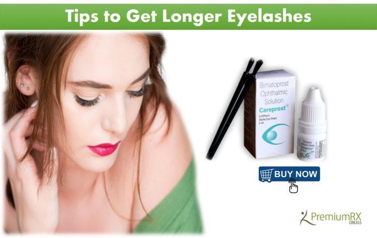 Tips to Get Longer Eyelashes