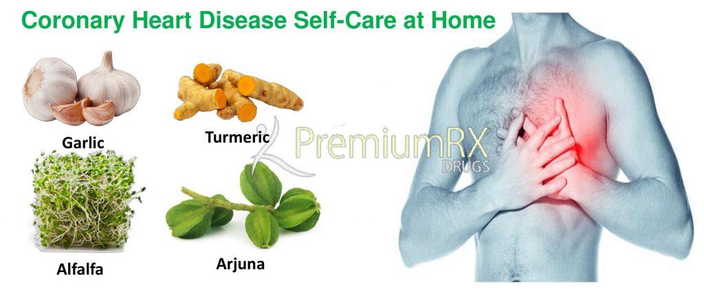 Coronary Heart Disease Self-Care at Home