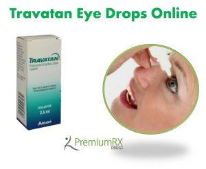 buy Travatan Eye Drops Online in the USA