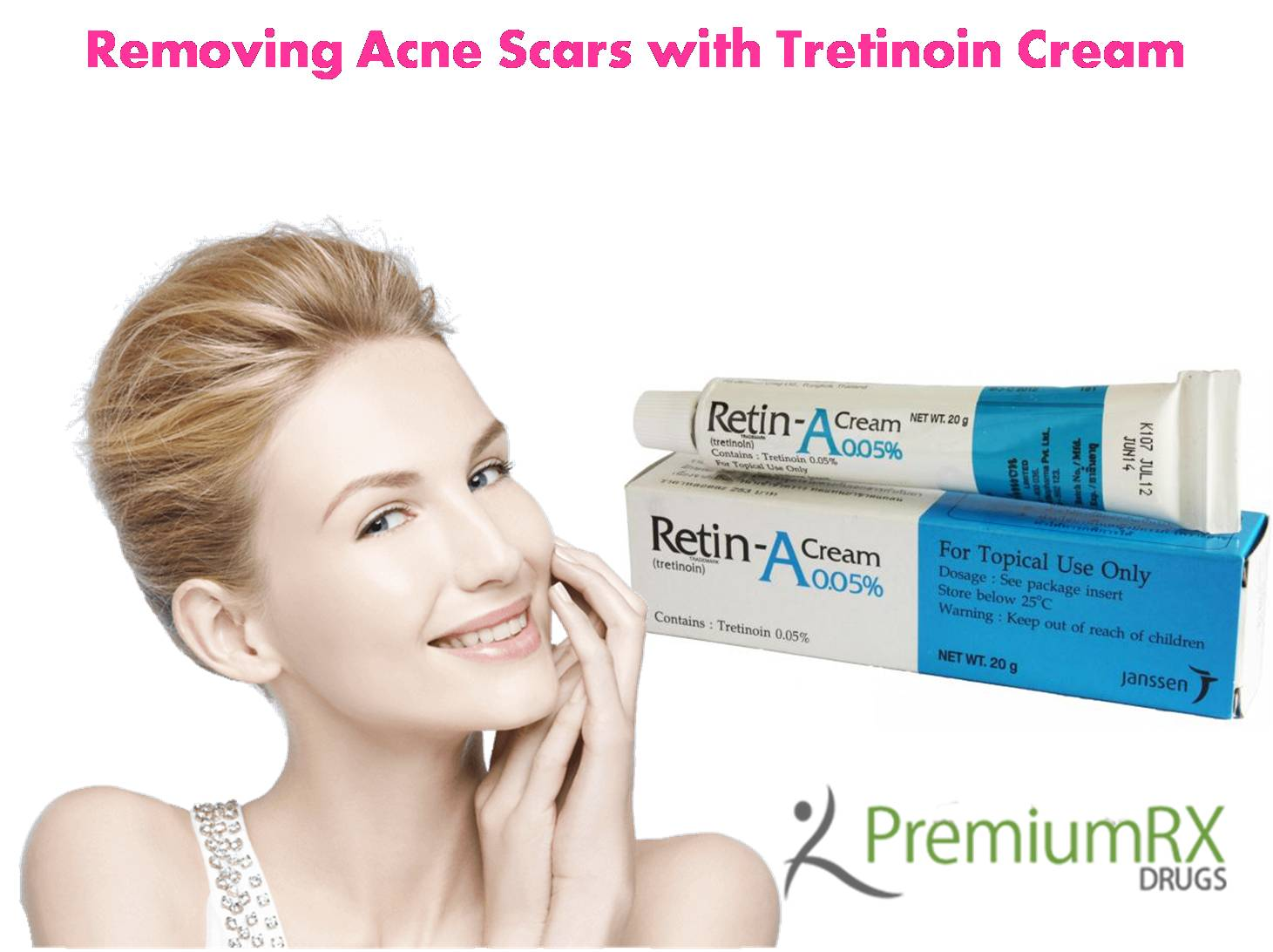 Removing Acne Scars With Tretinoin Cream Premiumrxdrugs Online