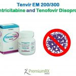 Emtricitabine and Tenofovir Disoproxil
