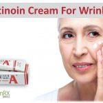 Tretinoin Cream For Wrinkles