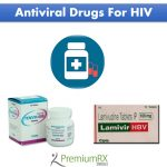 Antiviral Drugs For HIV