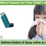 Why Fall Is Worst Season for Your Child's Asthma