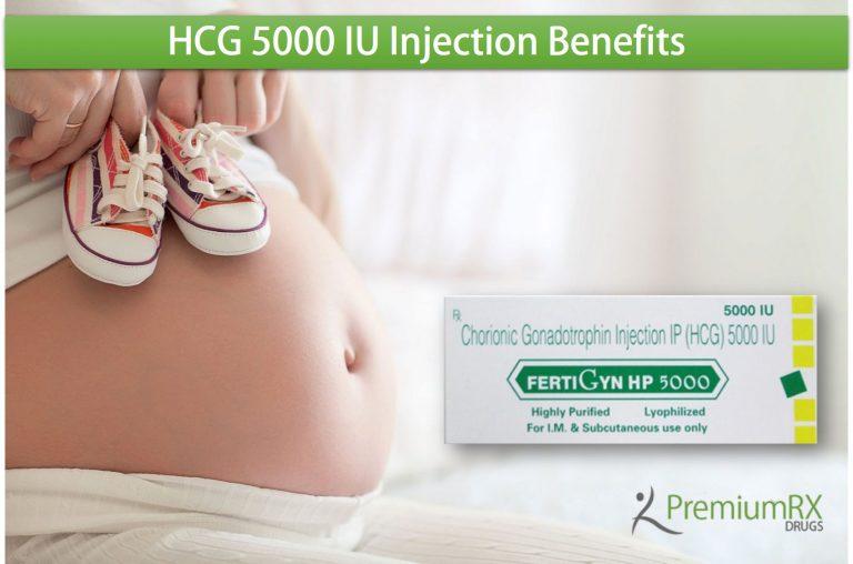 HCG 5000 IU Injection Benefits