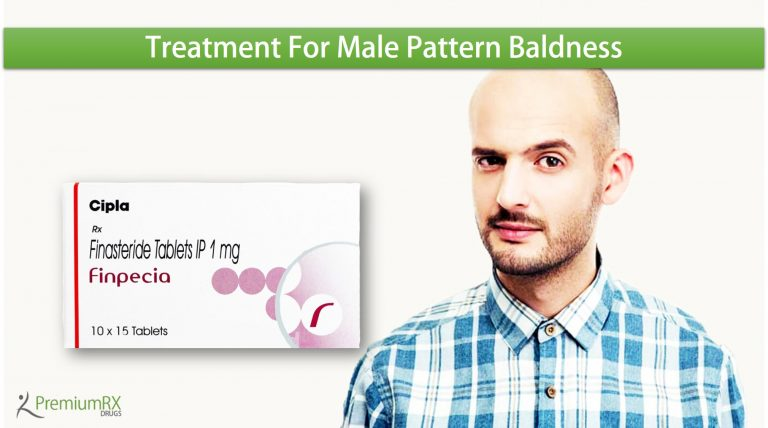 Treatment For Male Pattern Baldness