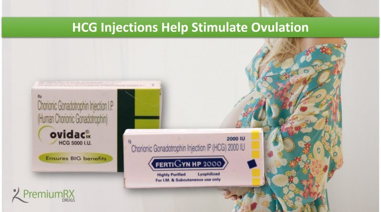 HCG Injections Help Stimulate Ovulation
