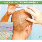 Male Hair Loss Treatment Medicine