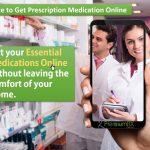 Get Prescription Medication Online