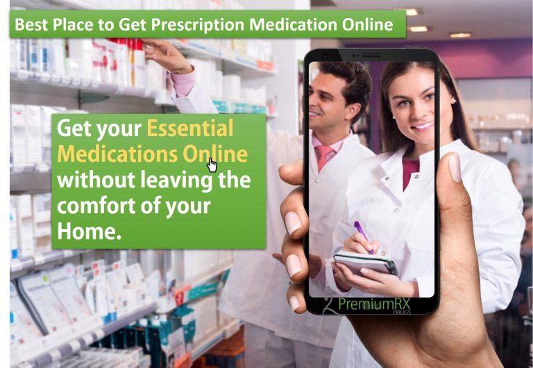 Best Place to Get Prescription Medication Online
