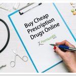 Cheap Prescription Drugs Online
