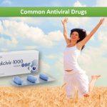 Common Antiviral Drugs