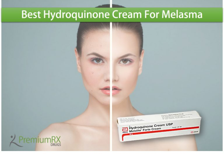 Hydroquinone Cream For Melasma