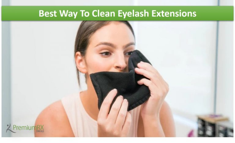 Best Way To Clean Eyelash Extensions