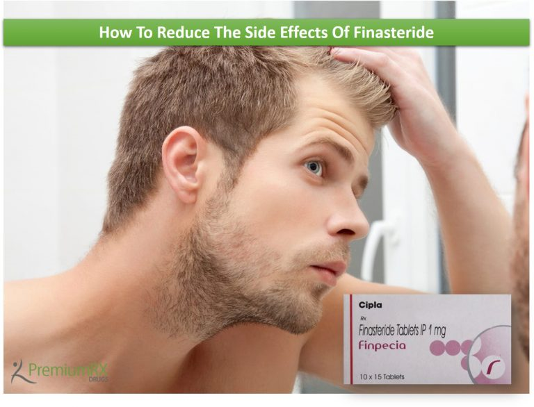 How To Reduce The Side Effects Of Finasteride
