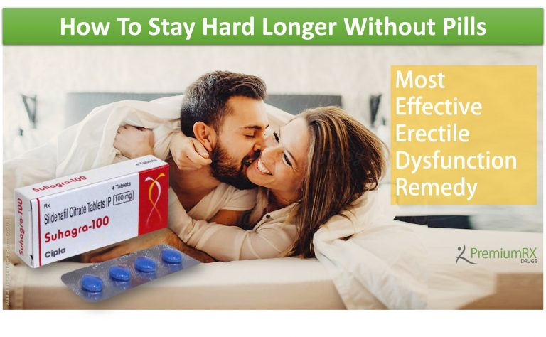 How To Stay Hard Longer Without Pills