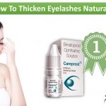 How To Thicken Eyelashes Naturally