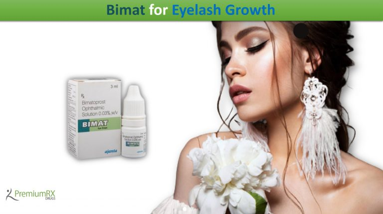 Bimat for Eyelash Growth
