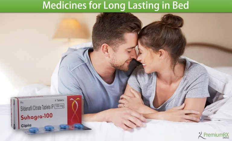 Medicines for Long Lasting in Bed