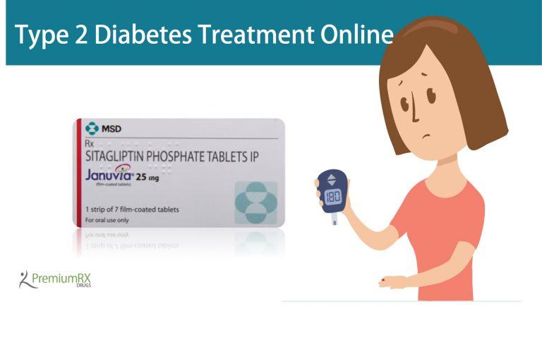 Type 2 Diabetes Treatment Online