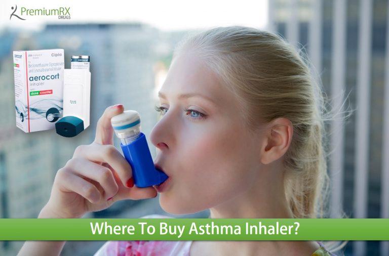 Where To Buy Asthma Inhaler