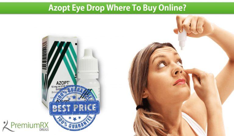 Azopt Eye Drop Where To Buy Online