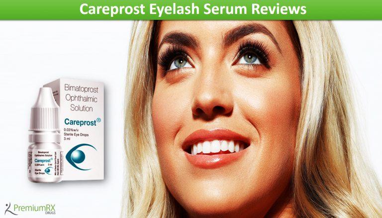 Careprost Eyelash Serum Reviews