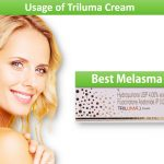 Usage of Triluma Cream