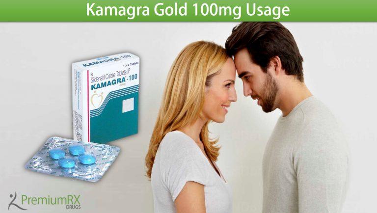 Kamagra Gold 100mg Usage