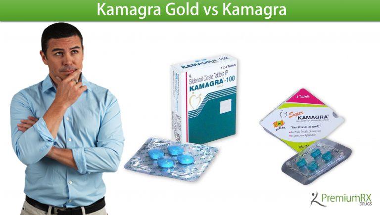 Kamagra Gold vs Kamagra
