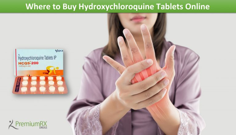 Where to Buy Hydroxychloroquine Tablets Online