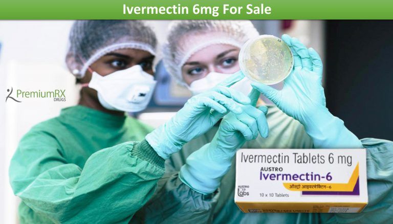Ivermectin 6mg For Sale