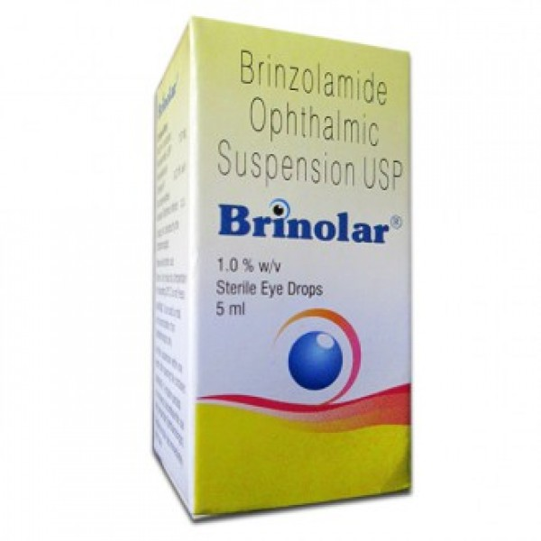 Brinolar 1% (5ml) eye drop