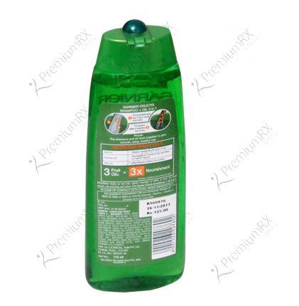 Frutis Shampoo  Oil 175 ml