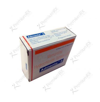 Admenta  5 mg