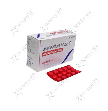 Aldactone 100mg (Spirolactone)