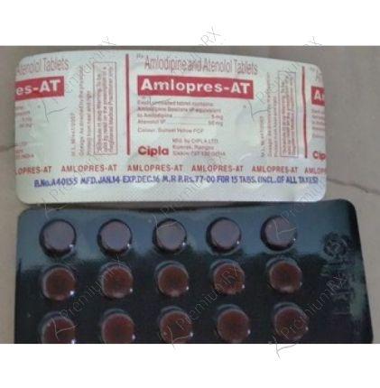 Amlopres  Valzar - 5/160 mg