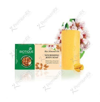 Bio Almond Body Soap  (Nourshing Body Soap) 150 gm