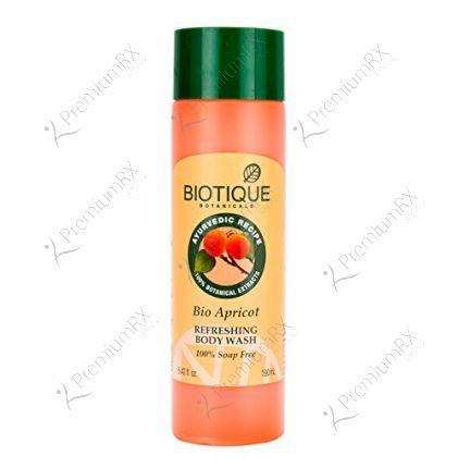 Bio Apricot 100% Soap Free ( Refreshing Body Wash) 210 ml