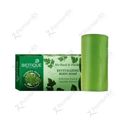 Bio Basil & Parsley (Revitalizing Body Soap) 150 gm