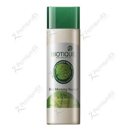 Bio Morning Nectar (Lightening & Nourishing Lotion) 120 ml