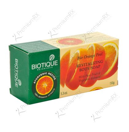 Bio Orange Peel (Revitalizing Body Soap 150 gm