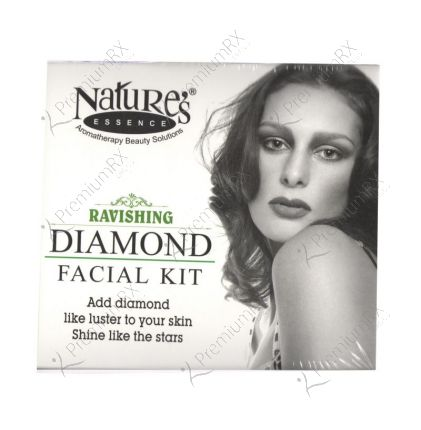 Diamond Facial (Skin Polishing Facial) 210gm�