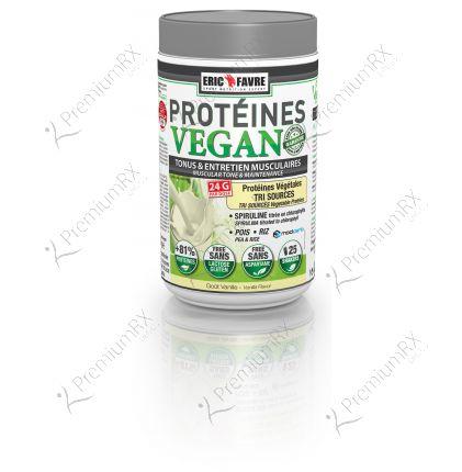 Proteines Vegan Vanilla