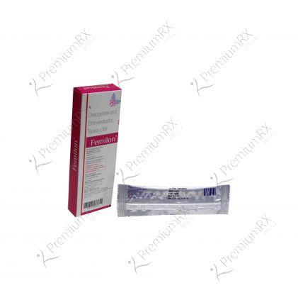 Femilon (0.02+ .15)mg Tablet