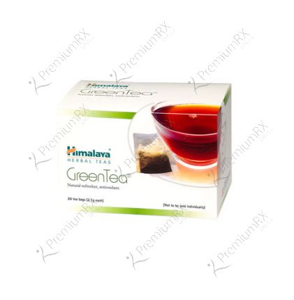 Green Tea 2gm (Himalaya)