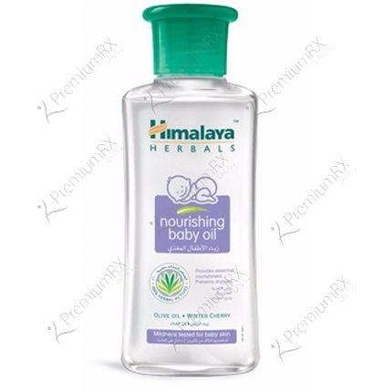 Nourishing Baby Oil 100 ml