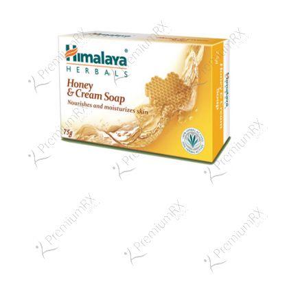 Honey & Cream Soap (Himalaya) - 75gm