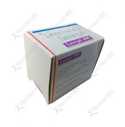 Levipil 500 mg (levetiracetam Tablet )