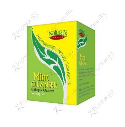 Mint Cleanser (Antiseptic Soothing Gel) 100 gm
